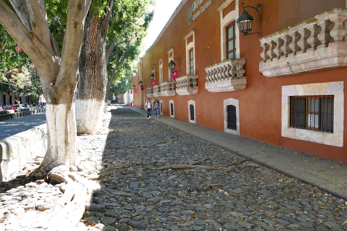 Morelia, Calzada Fray Antonio de San Miguel