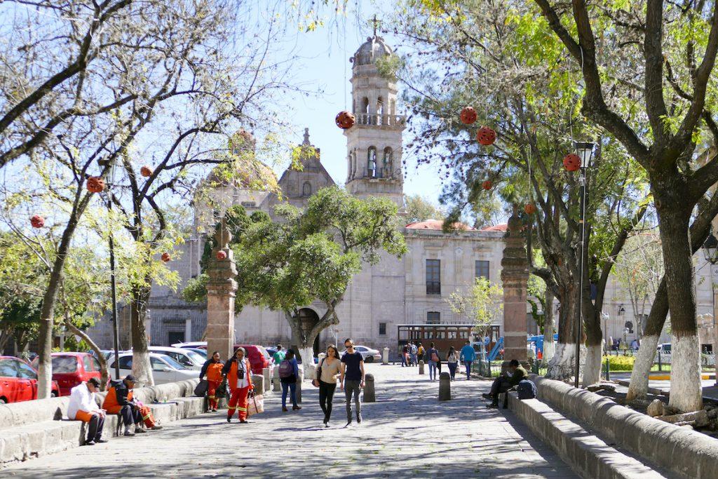 Morelia, Santuario de la Virgen de Guadalupe