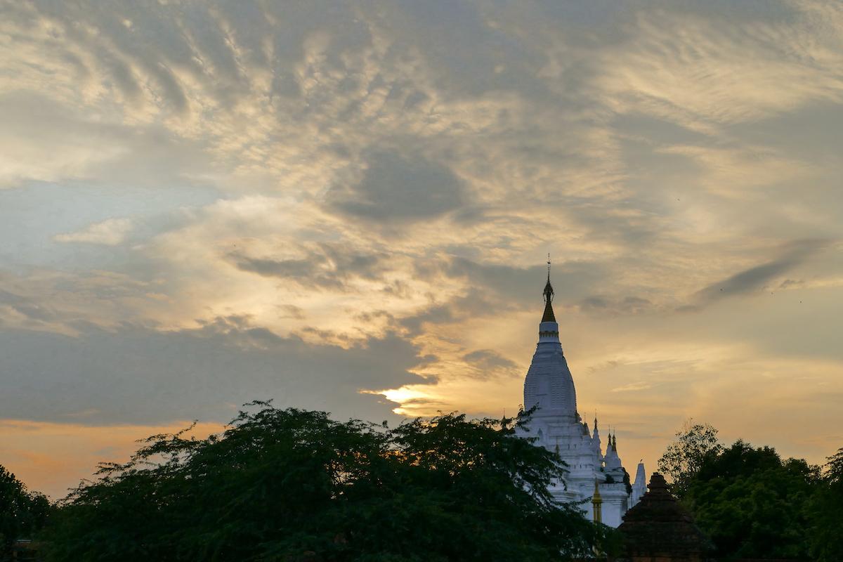 Myanmar, Bagan, Lemyethna Temple