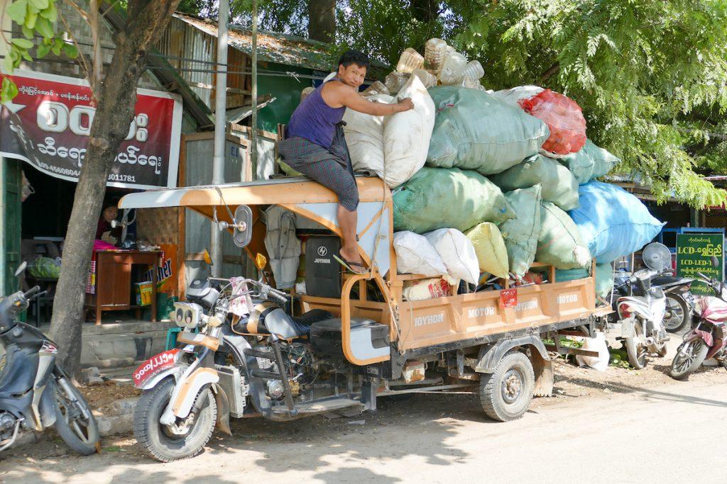 Myanmar, Pakokku, das geht noch was