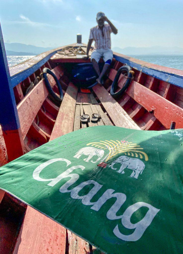 Myanmar, zwischen Kawthaung und Ranong