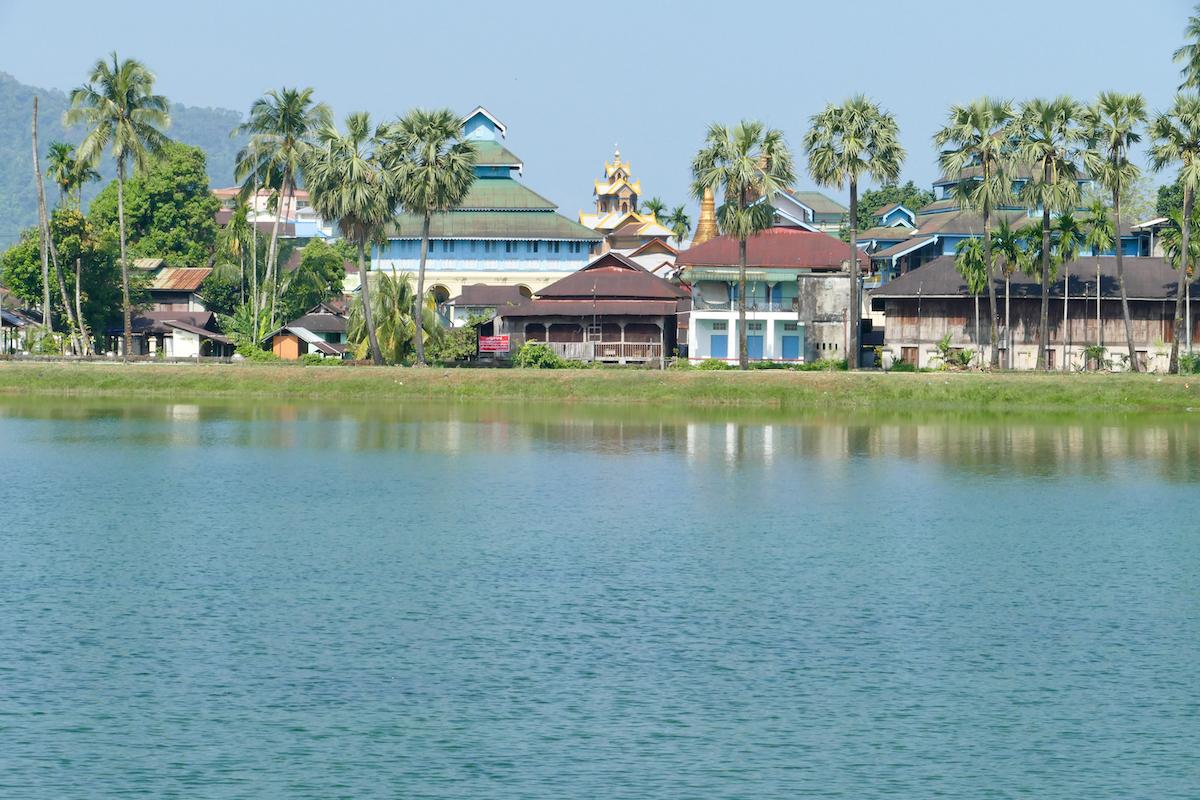 Myeik, am Yay Kan Baung Lake