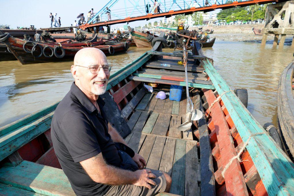 Myeik, kleine Tour nach Pataw Island
