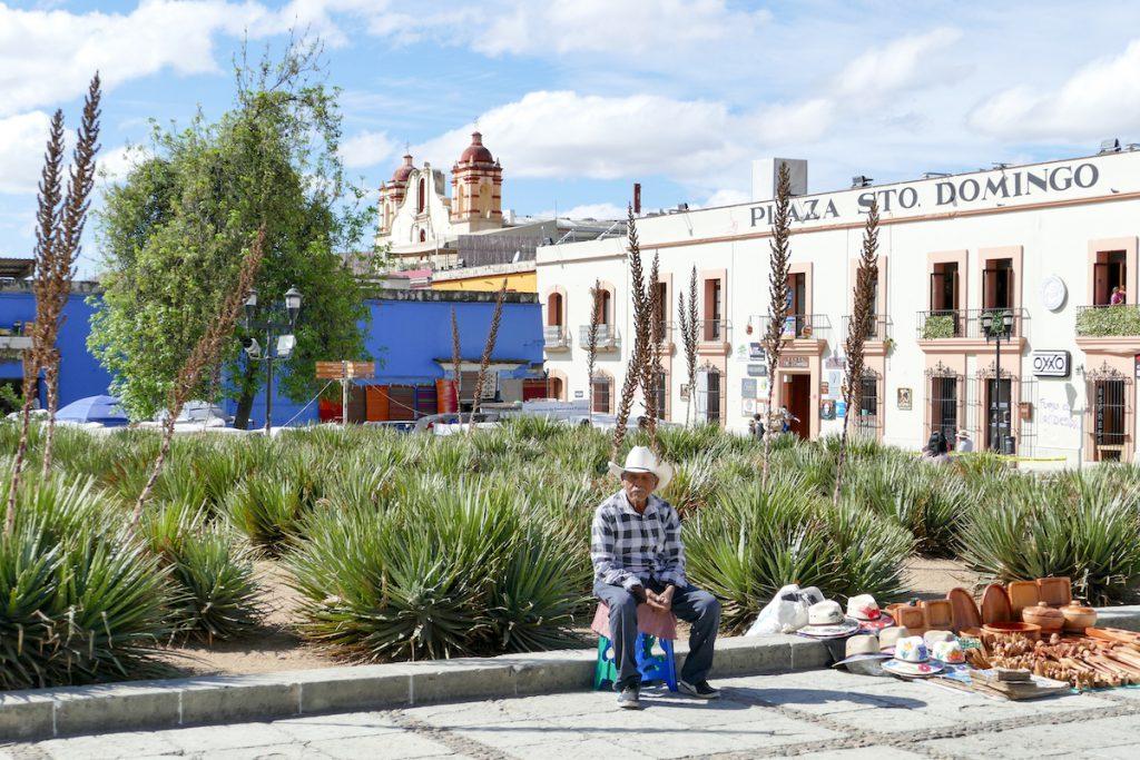 Oaxaca, Altstadt