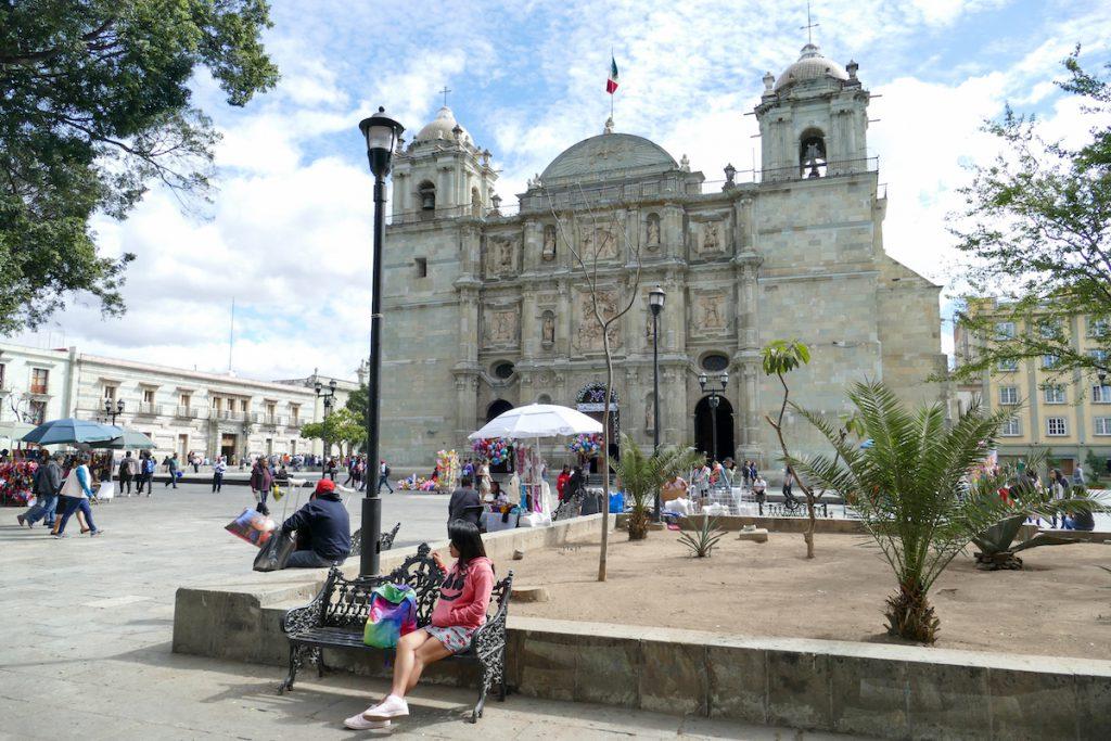 Oaxaca, Altstadt, Oaxaca Kathedrale