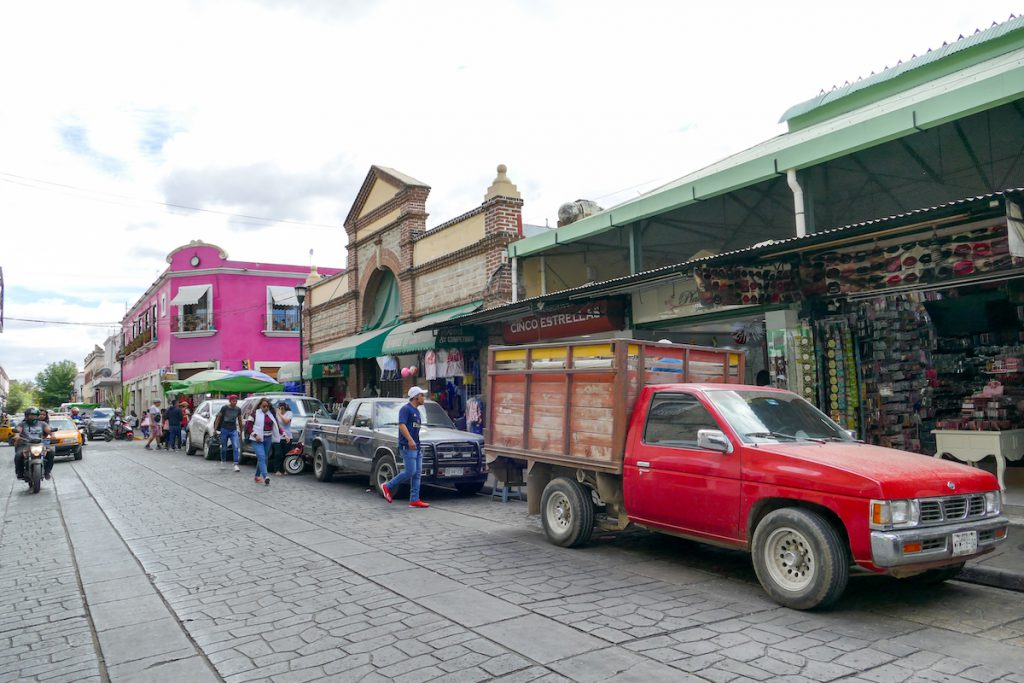 Oaxaca, Mercado Juarez