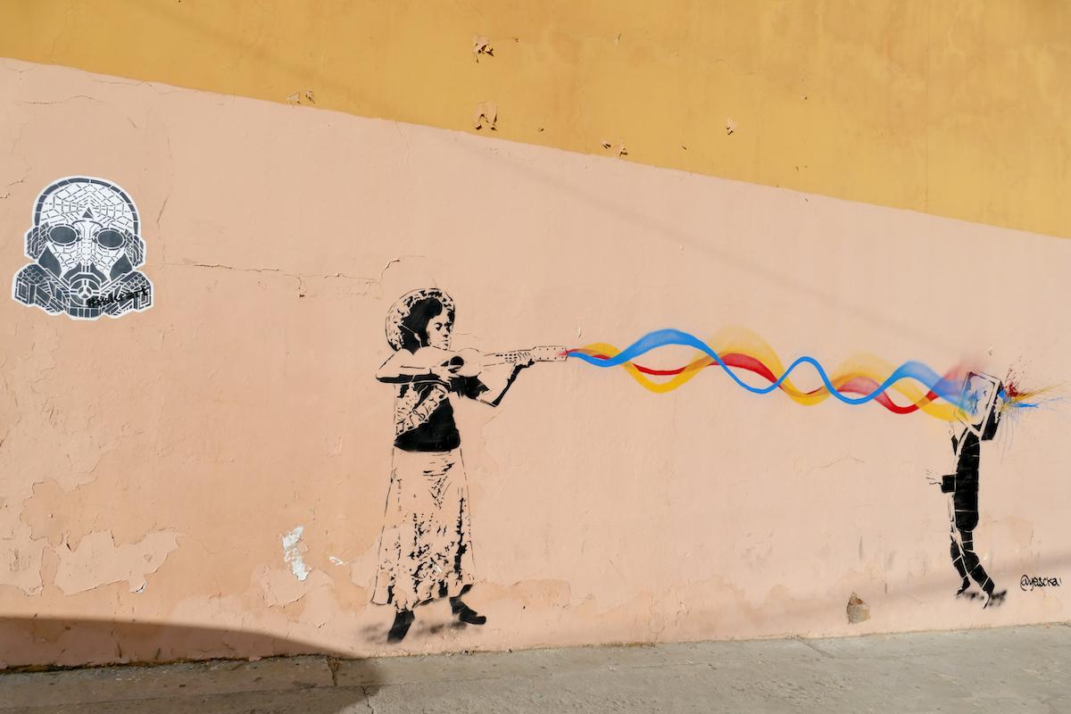 Oaxaca, Street Art