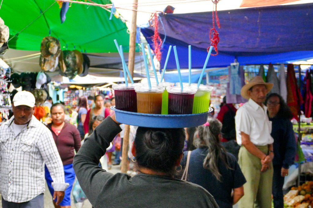 Oaxaca, Tlacolula, hier gibt es einfach alles