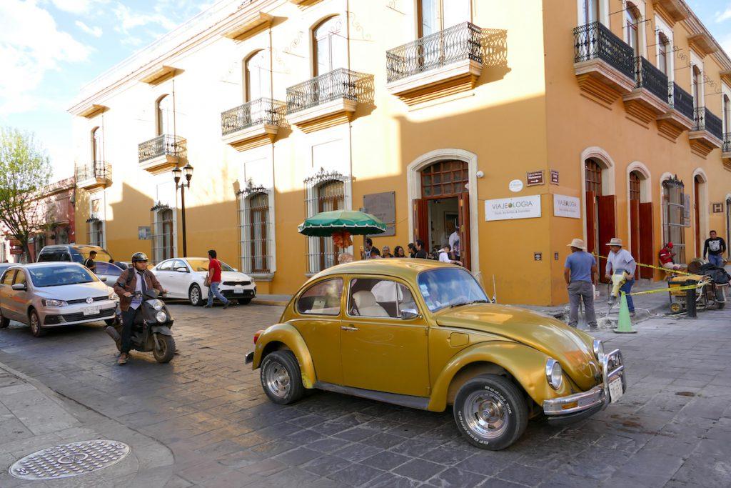 Oaxaca, Verkehr
