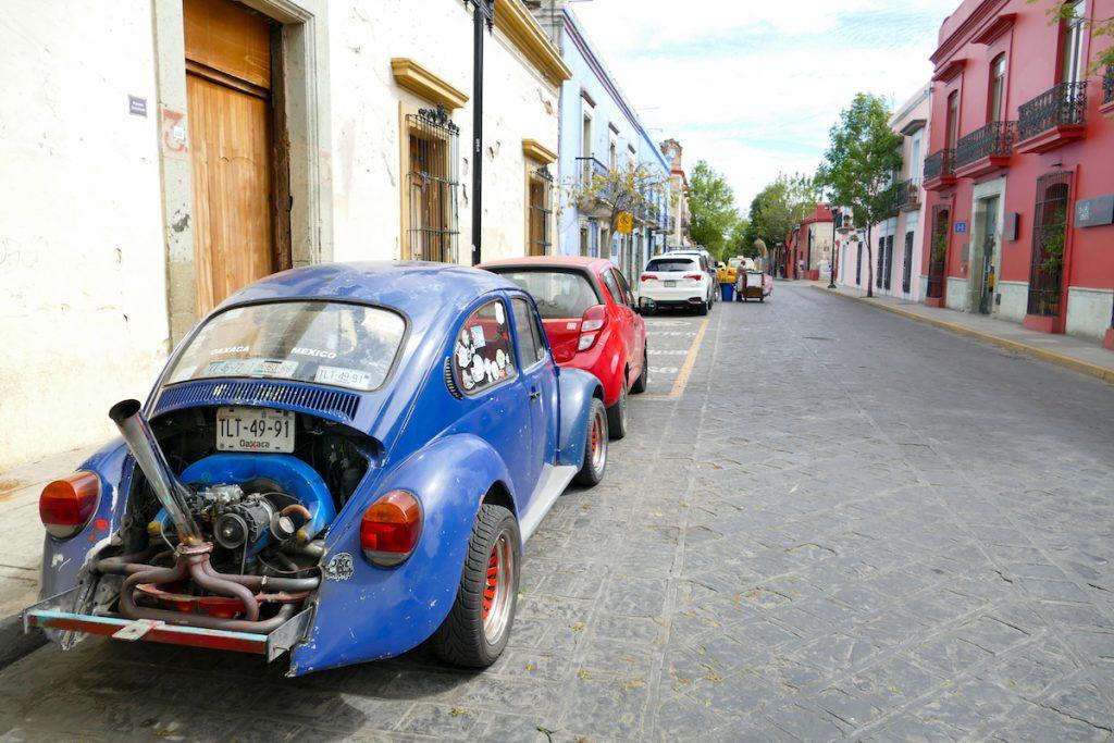 Oaxaca, geht doch ohne TUEV