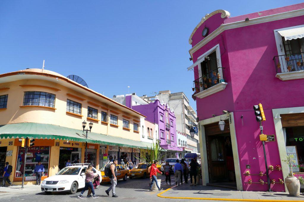 Oaxaca, jenseits der Altstadt