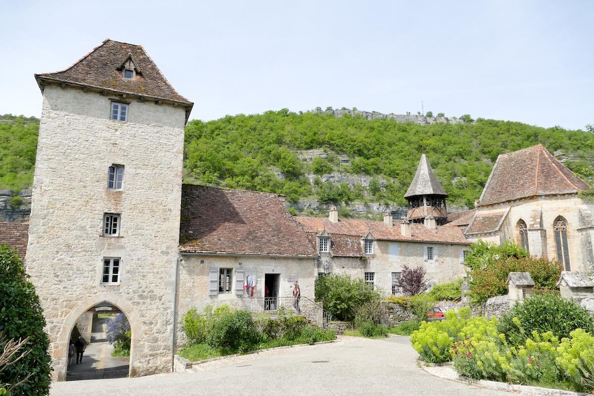 Malerisches Dorf