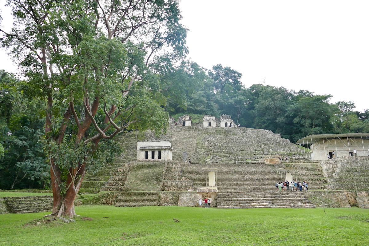 Palenque, Bonampark, Maya-Ruinen