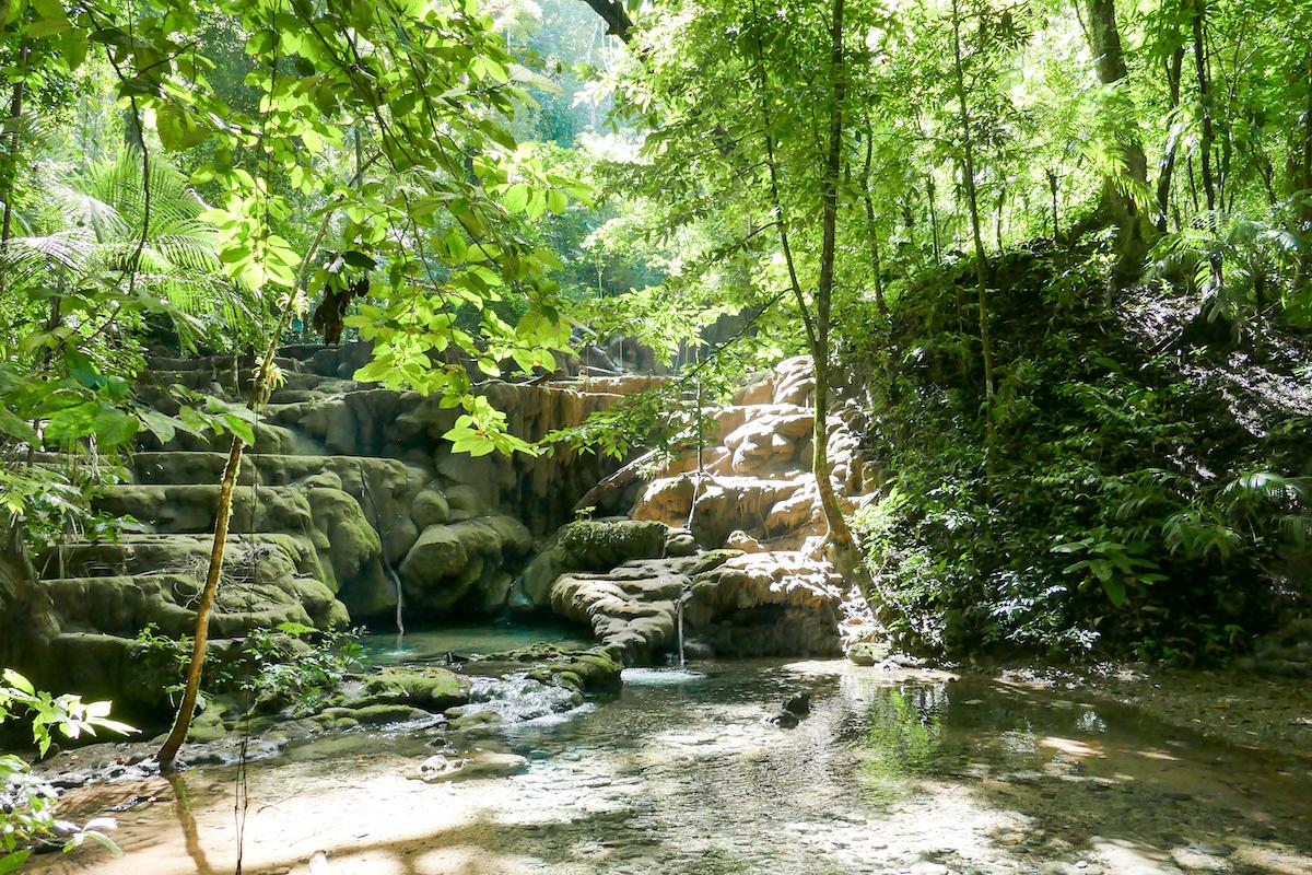 Palenque, Das Bad der Koenigin
