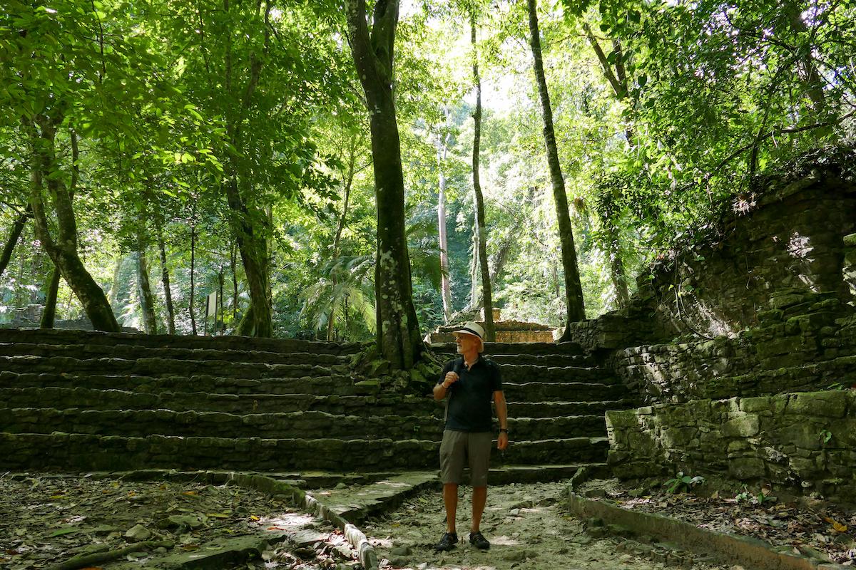Palenque, Jungle-Feeling