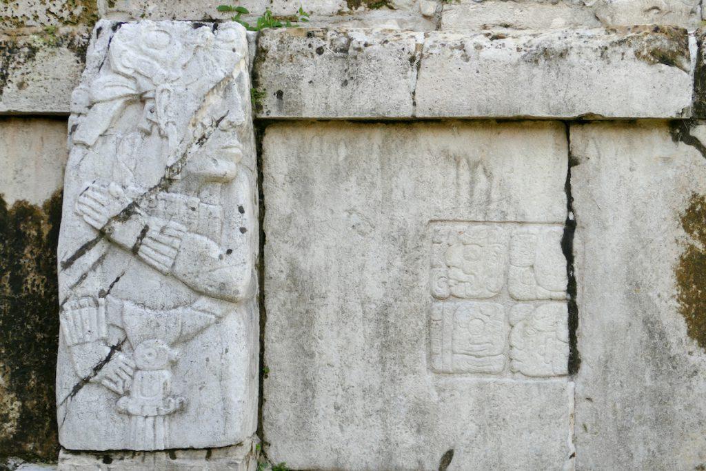Palenque, Reliefs 01