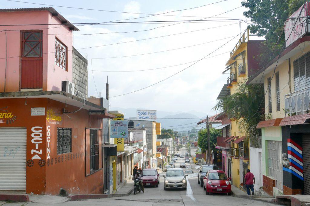 Palenque Stadt