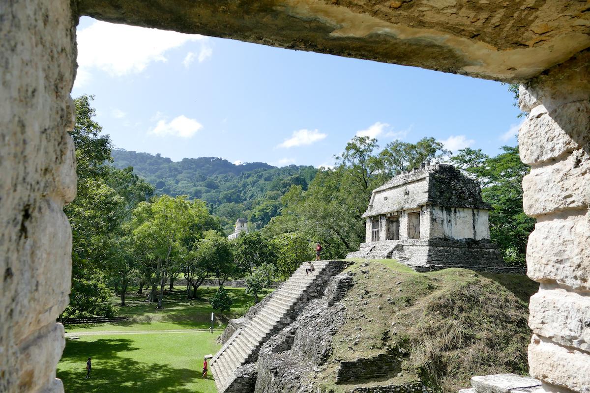 Palenque, Templo del Conde
