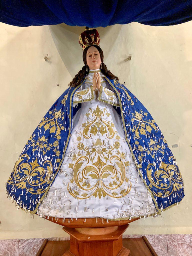 Patzcuaro, Nuestra Senora de la Salud aus dem 17 Jh