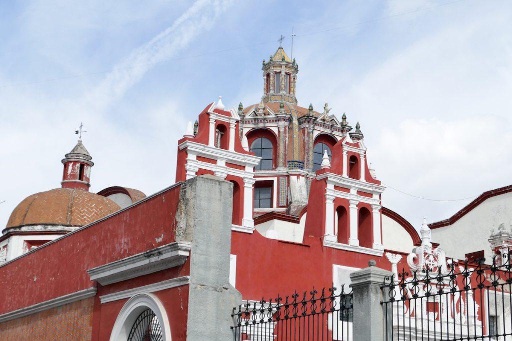 Puebla, Convento de Santo Domingo