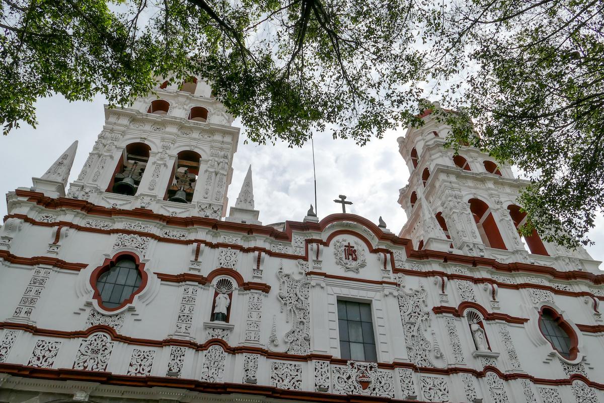 Puebla, Iglesia de la Compania