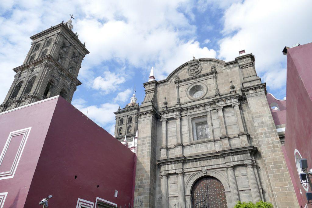 Puebla, Kathedrale