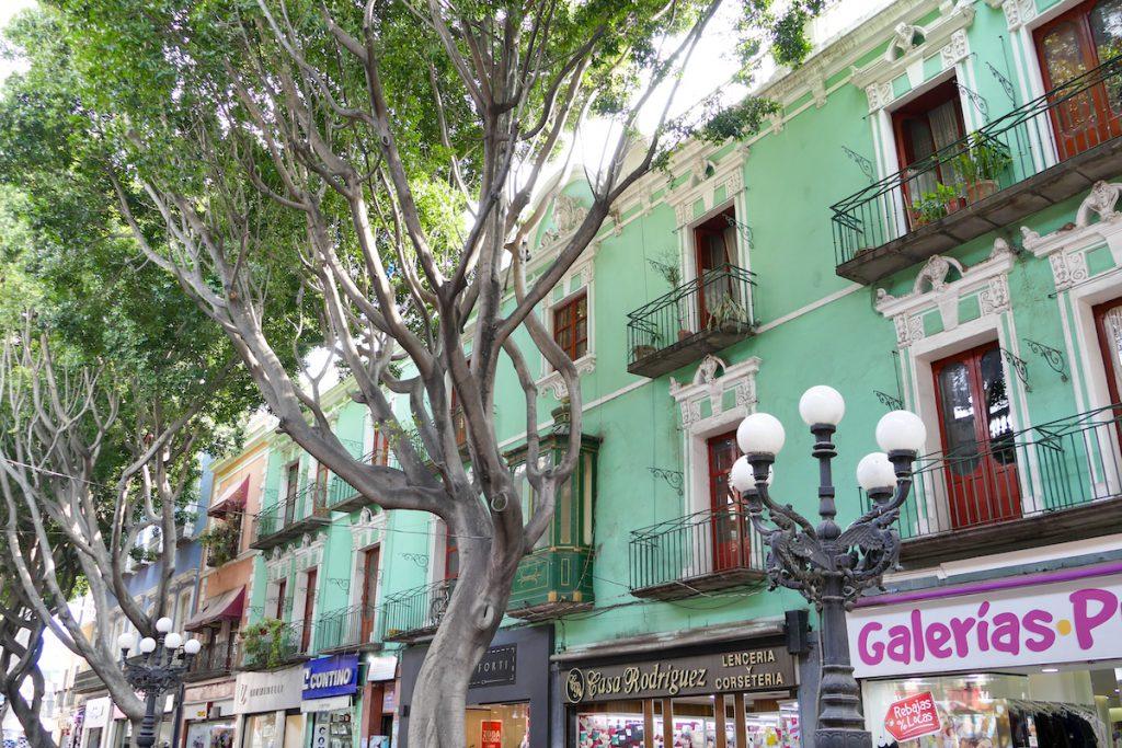 Puebla, schoen einkaufen kann man hier