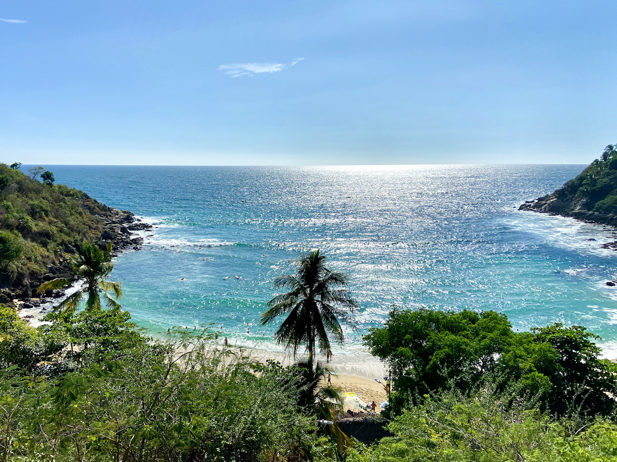 Puerto Escondido, Carrizalillo Beach