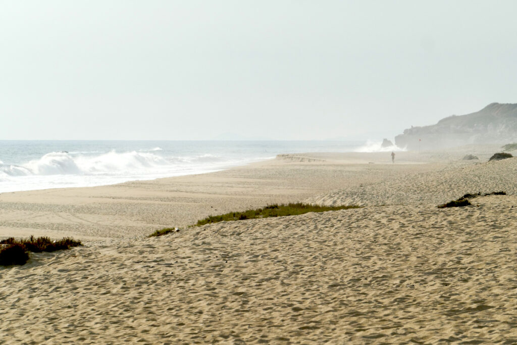 Puerto Escondido, Playa Bacocho, einfach fantastisch