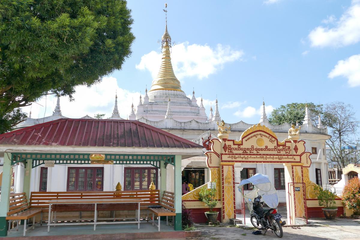 Pyin Ol Lwin, Shwezigon Pagode