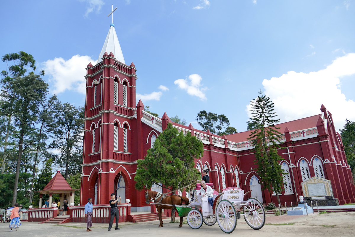 Pyin Oo Lwin, Church of the Immaculate Conception