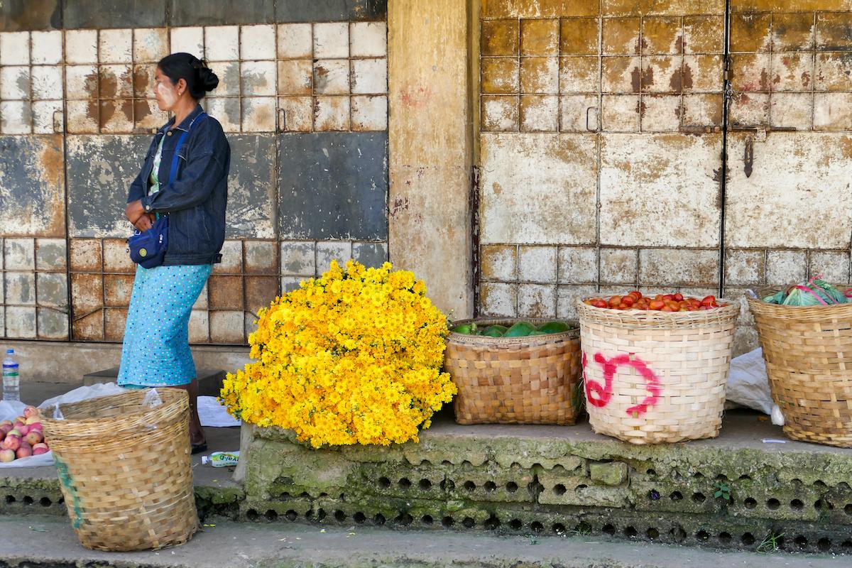 Pyin Oo Lwin, Markttag