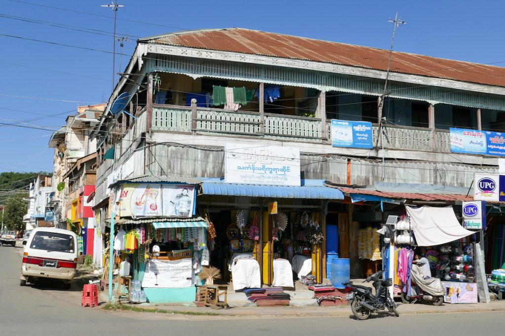 Pyin Oo Lwin, Street Life