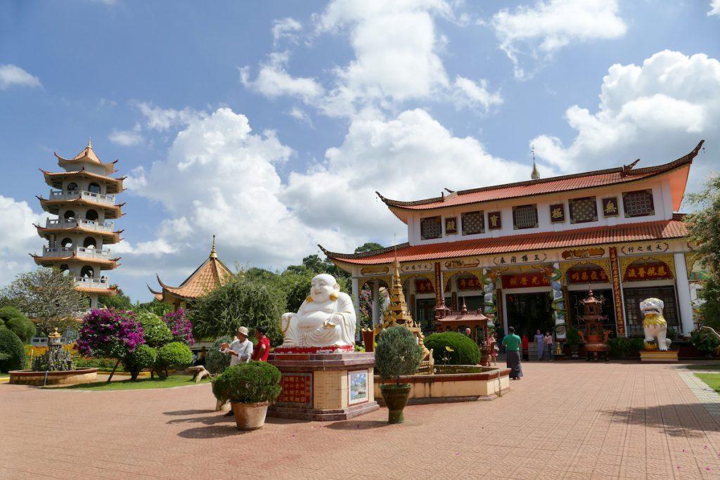 Pyin Oo Lwin, Tian Ran Kong Tempel