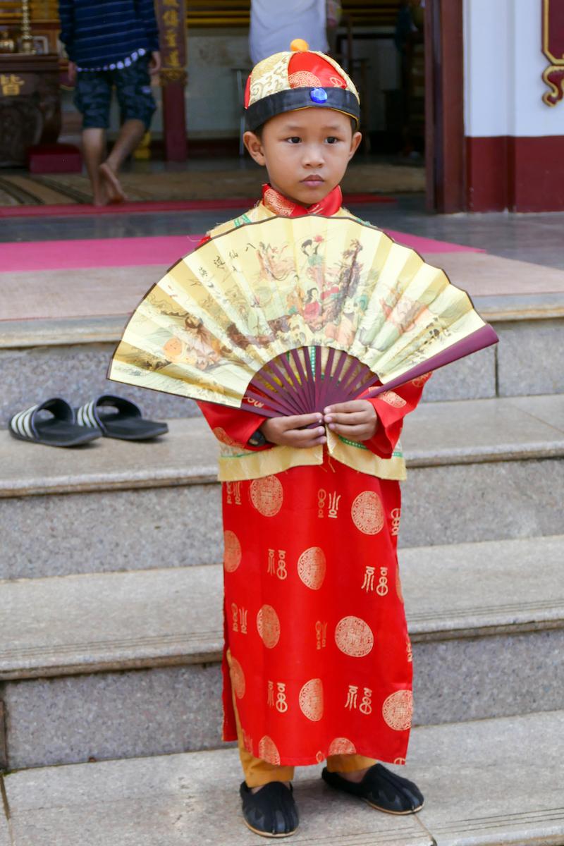 Pyin Oo Lwin, Tian Ran Kong Tempel, Verkleidungsspass
