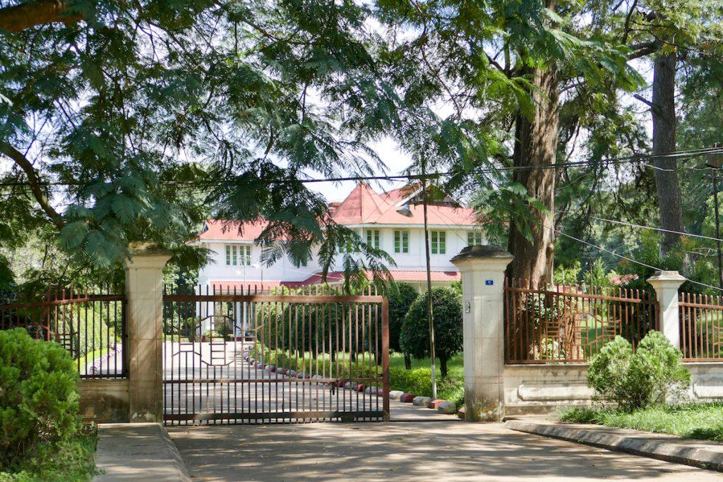 Pyin Oo Lwin, Villa aus alten Zeiten