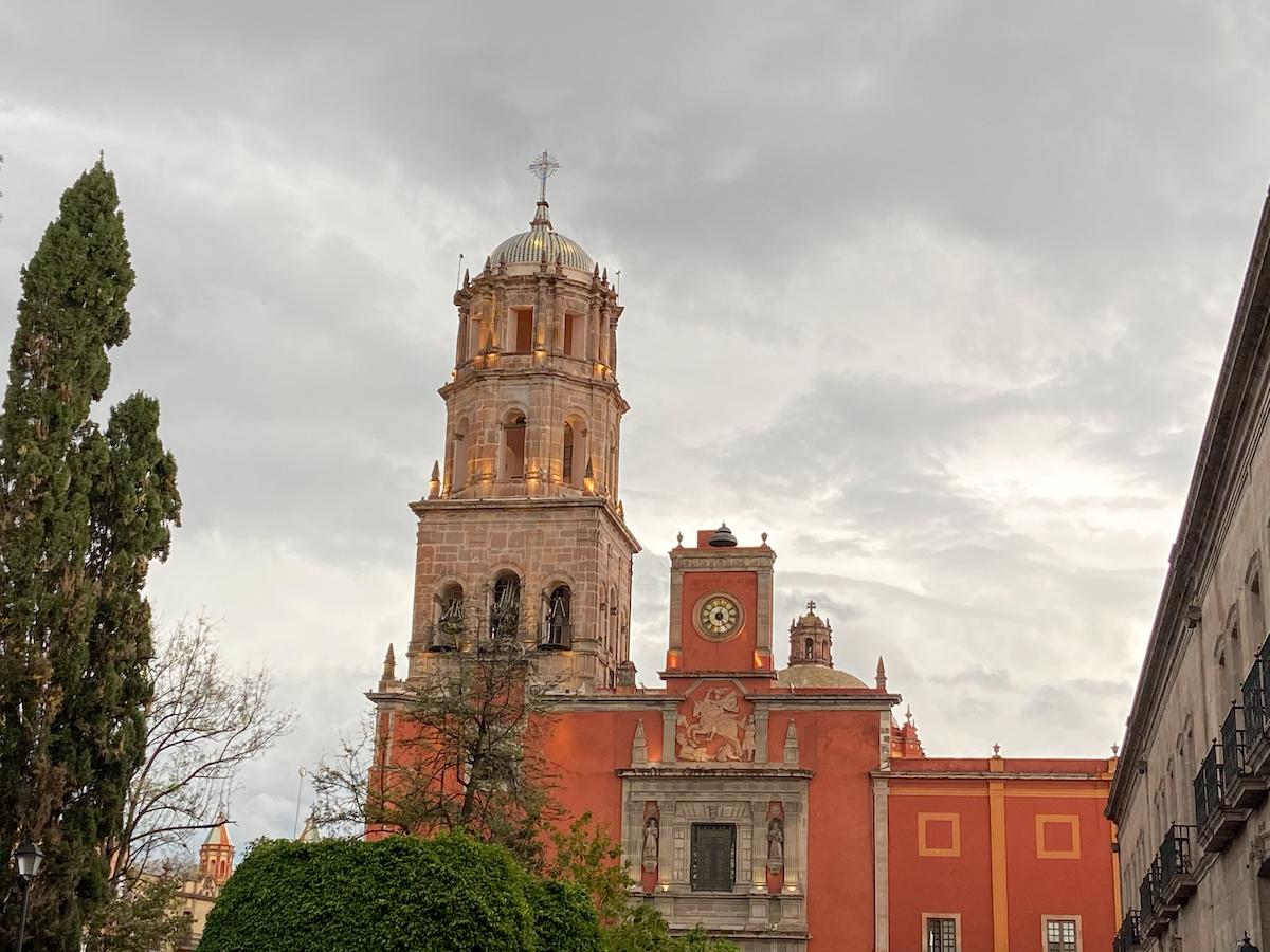 Queretaro, Templo de Francisco de Asis