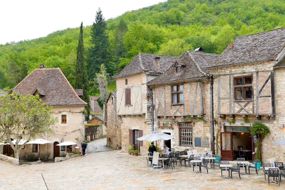 Mittelalterliches Ambiente