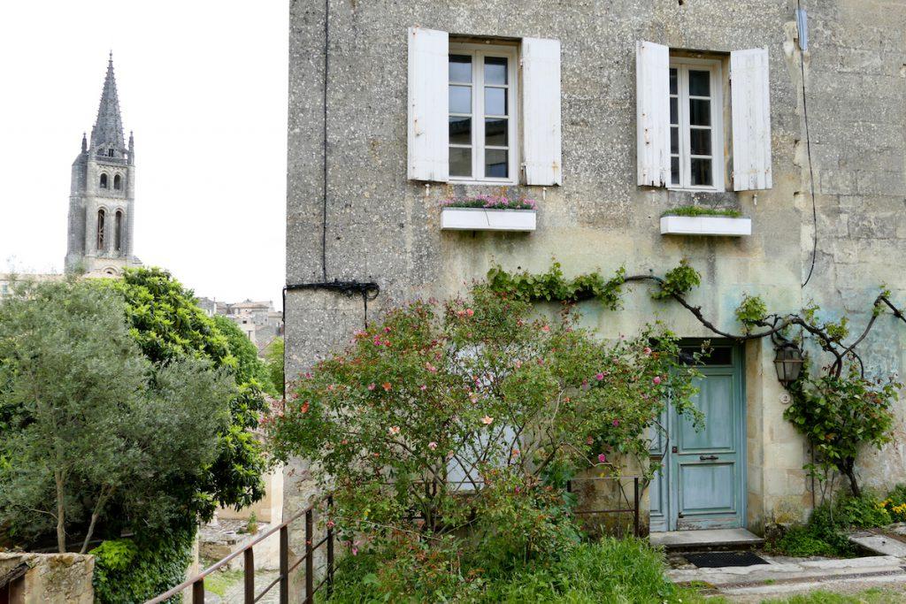 Saint-Emilion, ein wunderschoener Ort