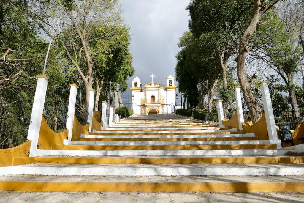 San Cristobal, Iglesia de Guadalupe