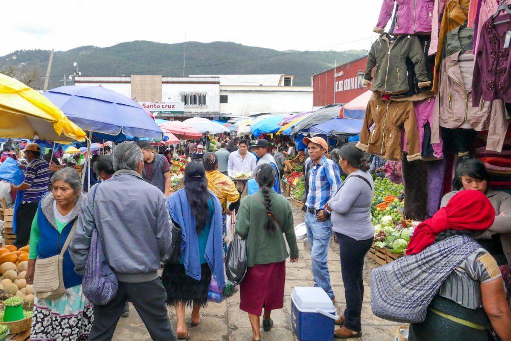 San Cristobal, Mercado Tielemans