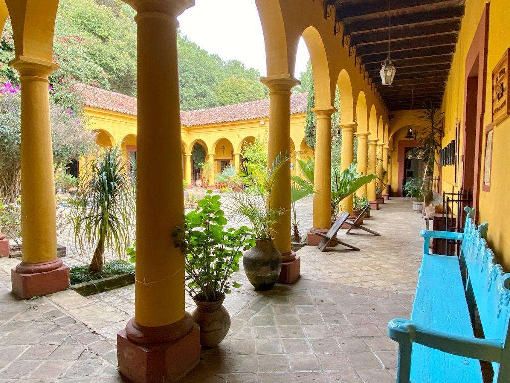 San Cristobal, Museum Na Bolom, ehemaliges Haus von Gertrude Duby-Blom