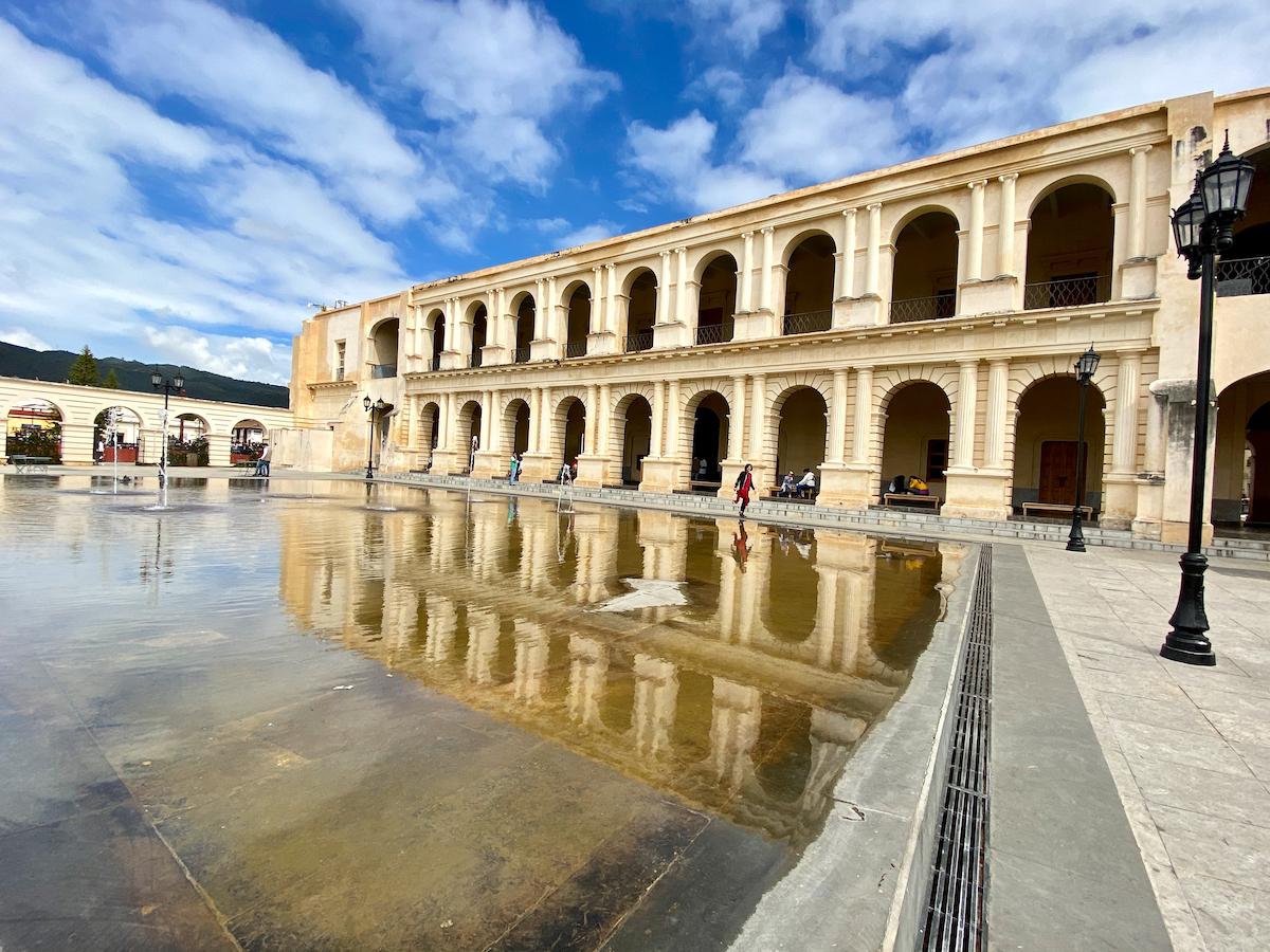 San Cristobal, Palacio Municipal