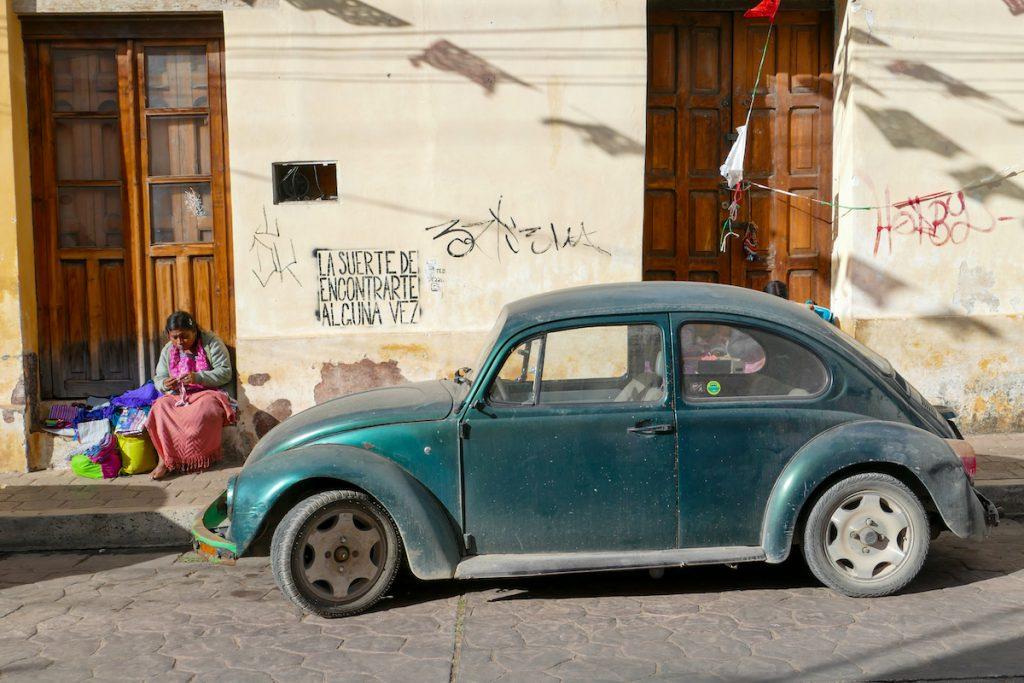 San Cristobal, das Glueck, dich irgendwann zu treffen