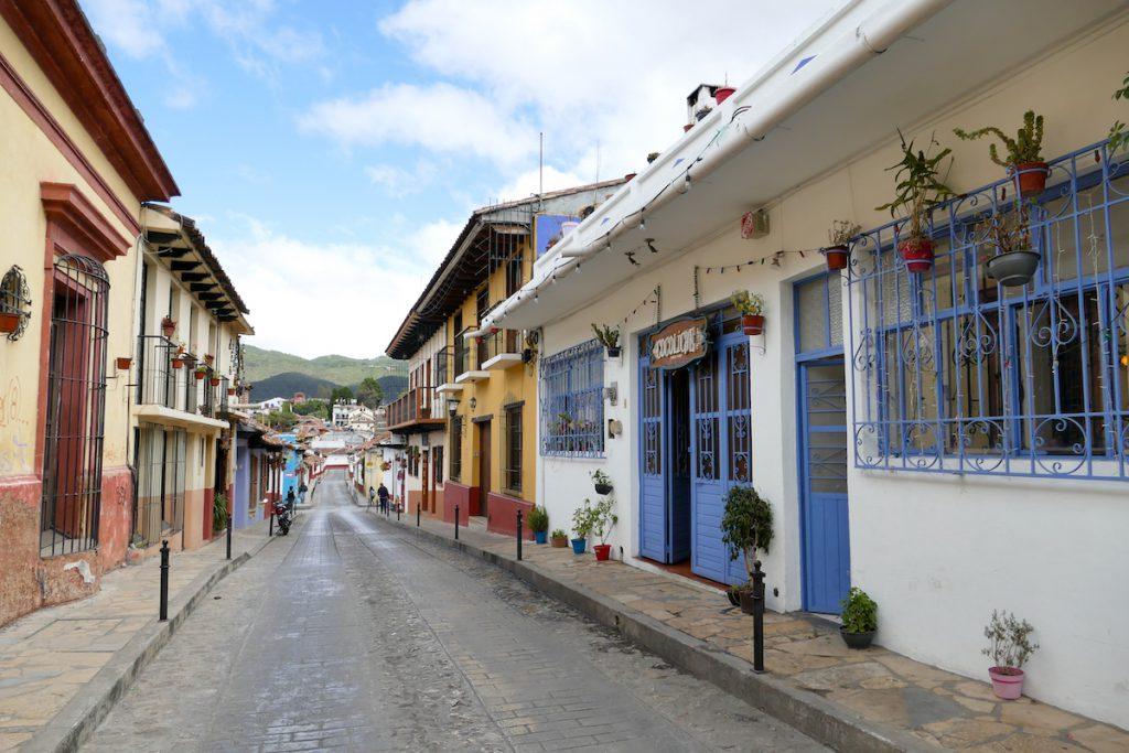 San Cristobal, eine Stadt mit vielen Facetten