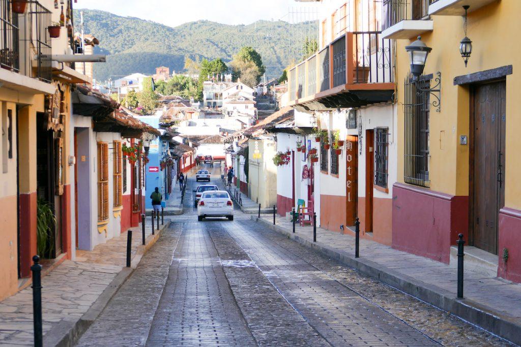San Cristobal, eine idyllische Stadt
