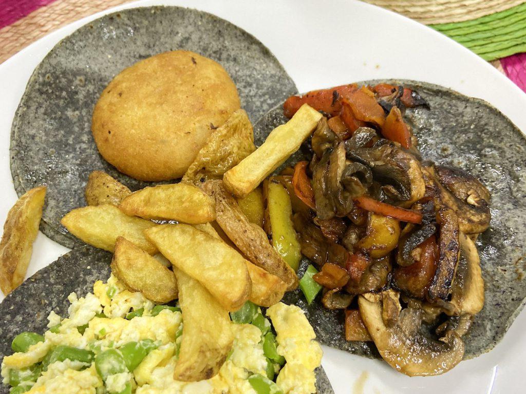 San Cristobal, nicht nur leckere Tacos gibt es im TaCos ChinGon