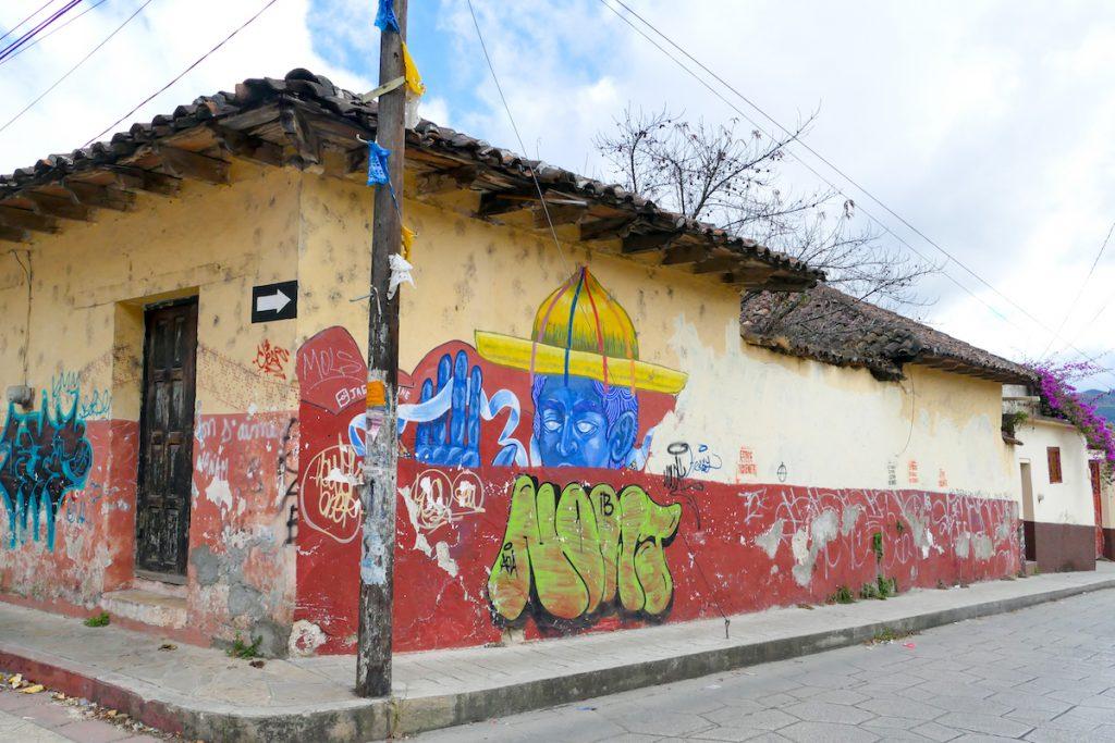 San Cristobal, visuelle Botschaften