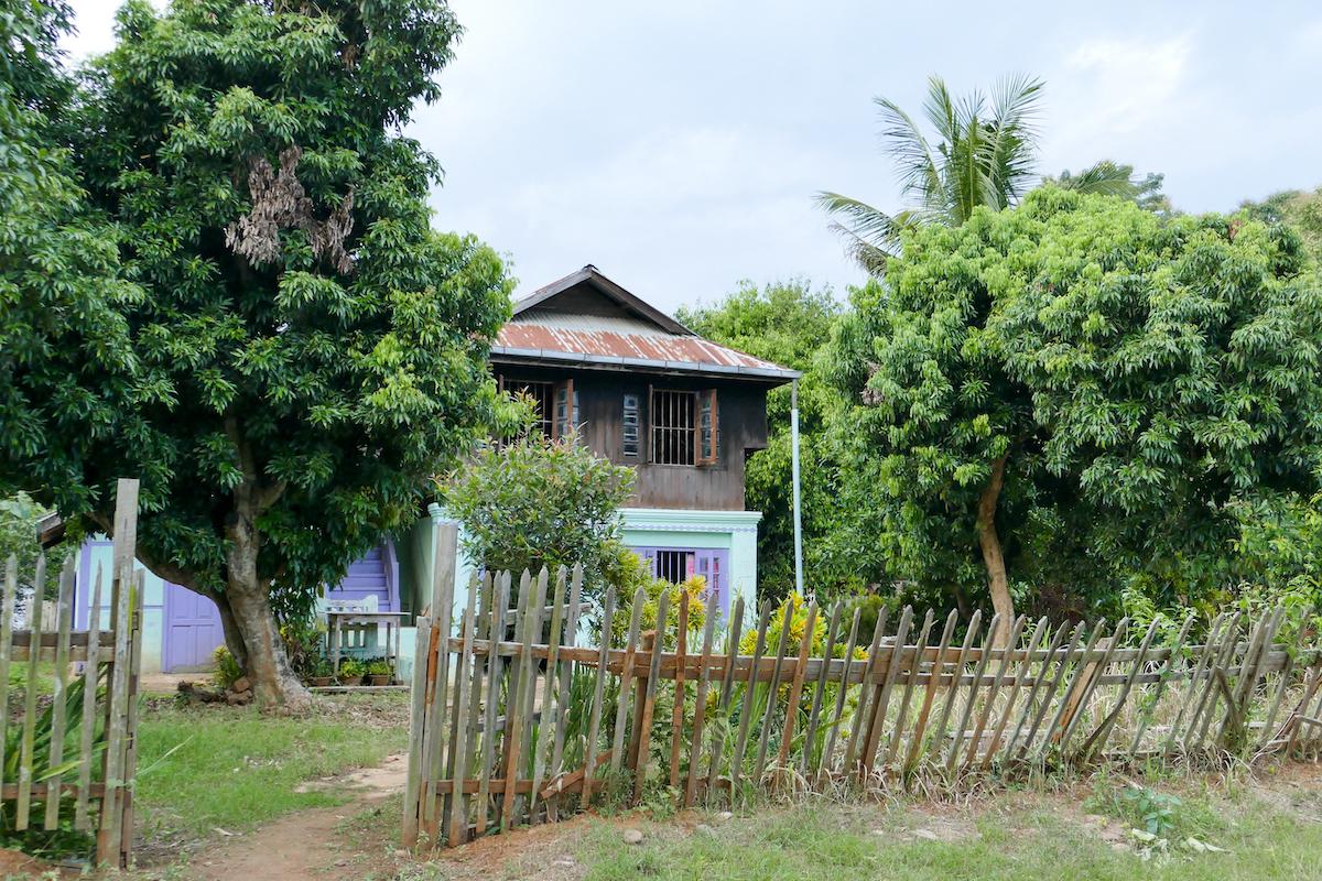 Shan Stae, Hsipaw, ein wunderschoenes Dorf