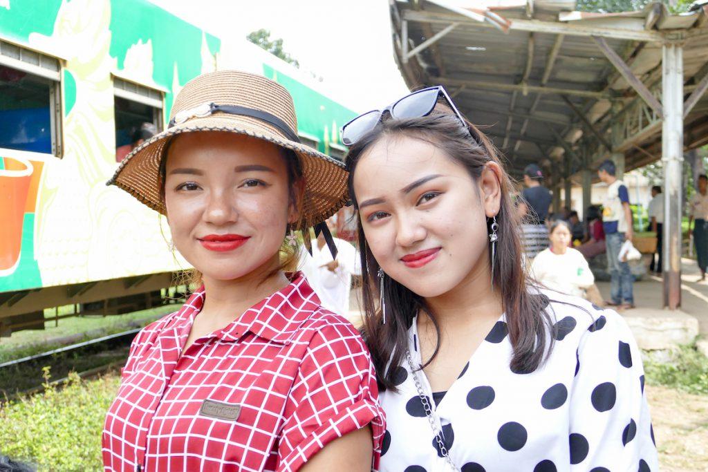 Shan State, Gokteik Viadukt, Beauties in Kyaukme